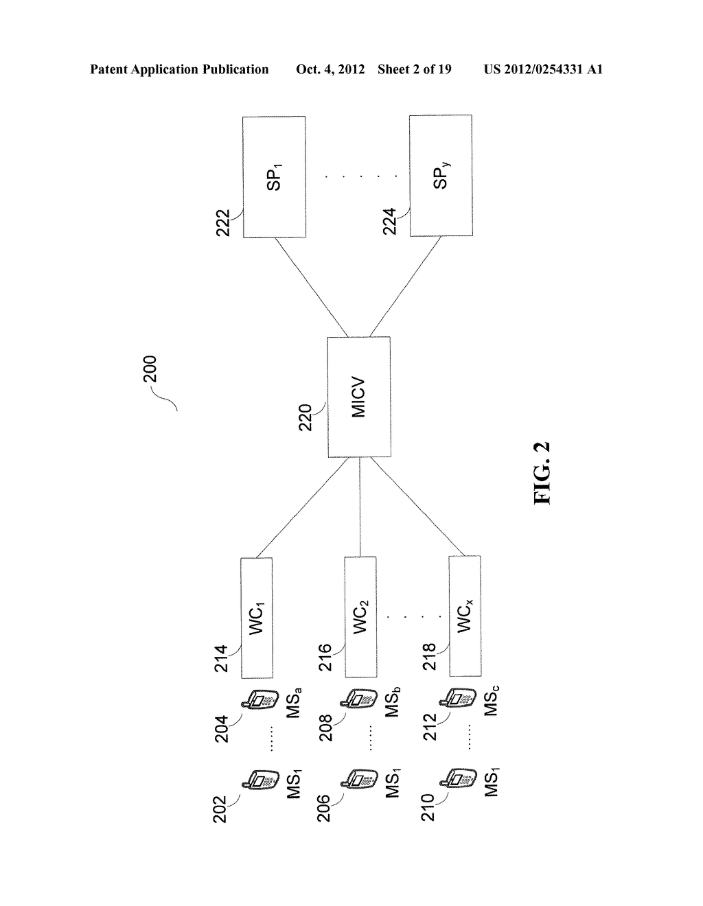 System and Method for Dynamic Throttling During Bulk Message Delivery - diagram, schematic, and image 03
