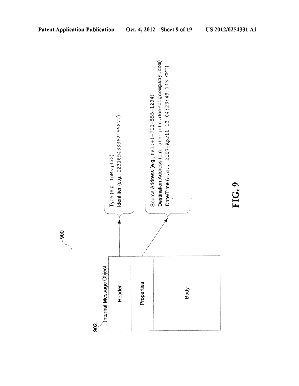 System and Method for Dynamic Throttling During Bulk Message Delivery - diagram, schematic, and image 10