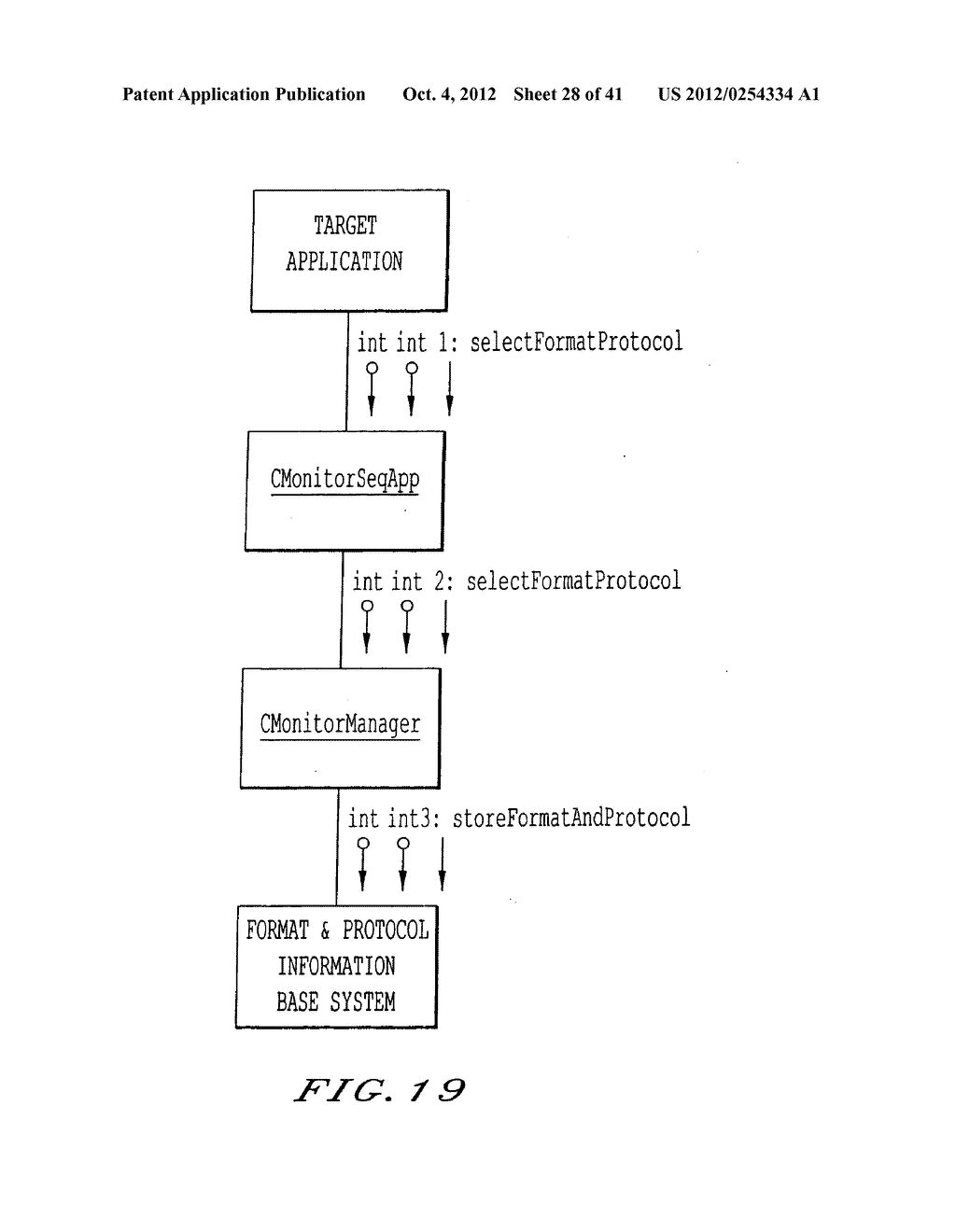 METHOD AND SYSTEM OF REMOTE DIAGNOSTIC, CONTROL AND INFORMATION COLLECTION     USING A DYNAMIC LINKED LIBRARY OF MULTIPLE FORMATS AND MULTIPLE PROTOCOLS     WITH RESTRICTION ON PROTOCOL - diagram, schematic, and image 29