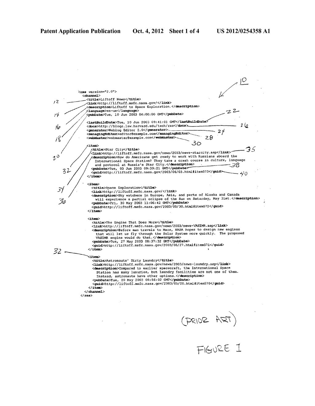 METHOD FOR CREATING AND PROVIDING LAYERED SYNDICATED DATA FOR MULTIMEDIA     CONTENT TO USERS - diagram, schematic, and image 02
