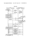 NON-TRANSITORY COMPUTER READABLE STORAGE MEDIUM, INFORMATION COMMUNICATION     DEVICE AND LINK METHOD diagram and image