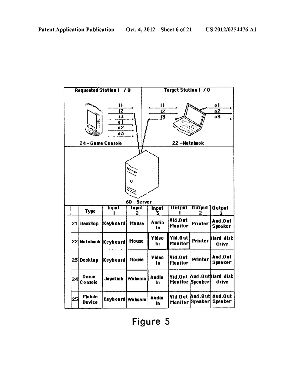 SYSTEM FOR CONTROLLING INPUT AND OUTPUT RESOURCES FOR ADDRESSABLE DEVICES - diagram, schematic, and image 07