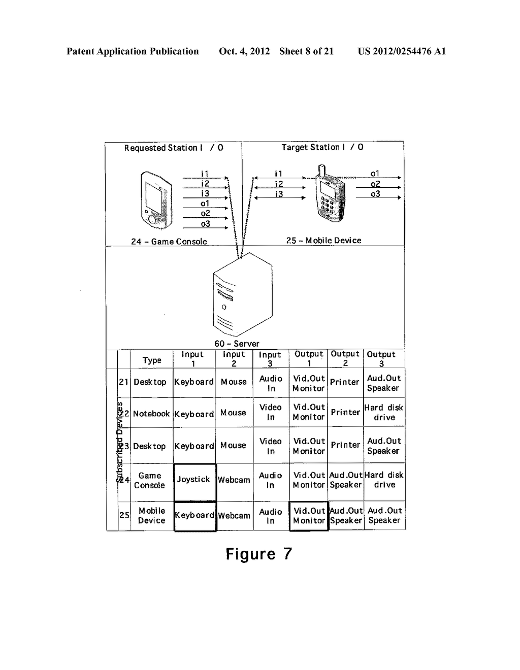 SYSTEM FOR CONTROLLING INPUT AND OUTPUT RESOURCES FOR ADDRESSABLE DEVICES - diagram, schematic, and image 09
