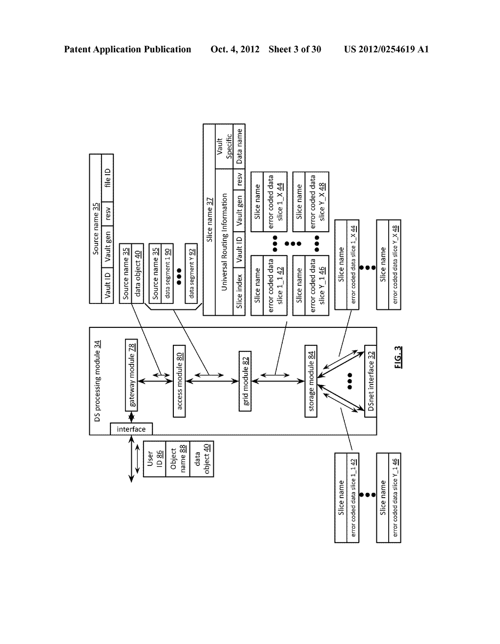 GENERATING A SECURE SIGNATURE UTILIZING A PLURALITY OF KEY SHARES - diagram, schematic, and image 04
