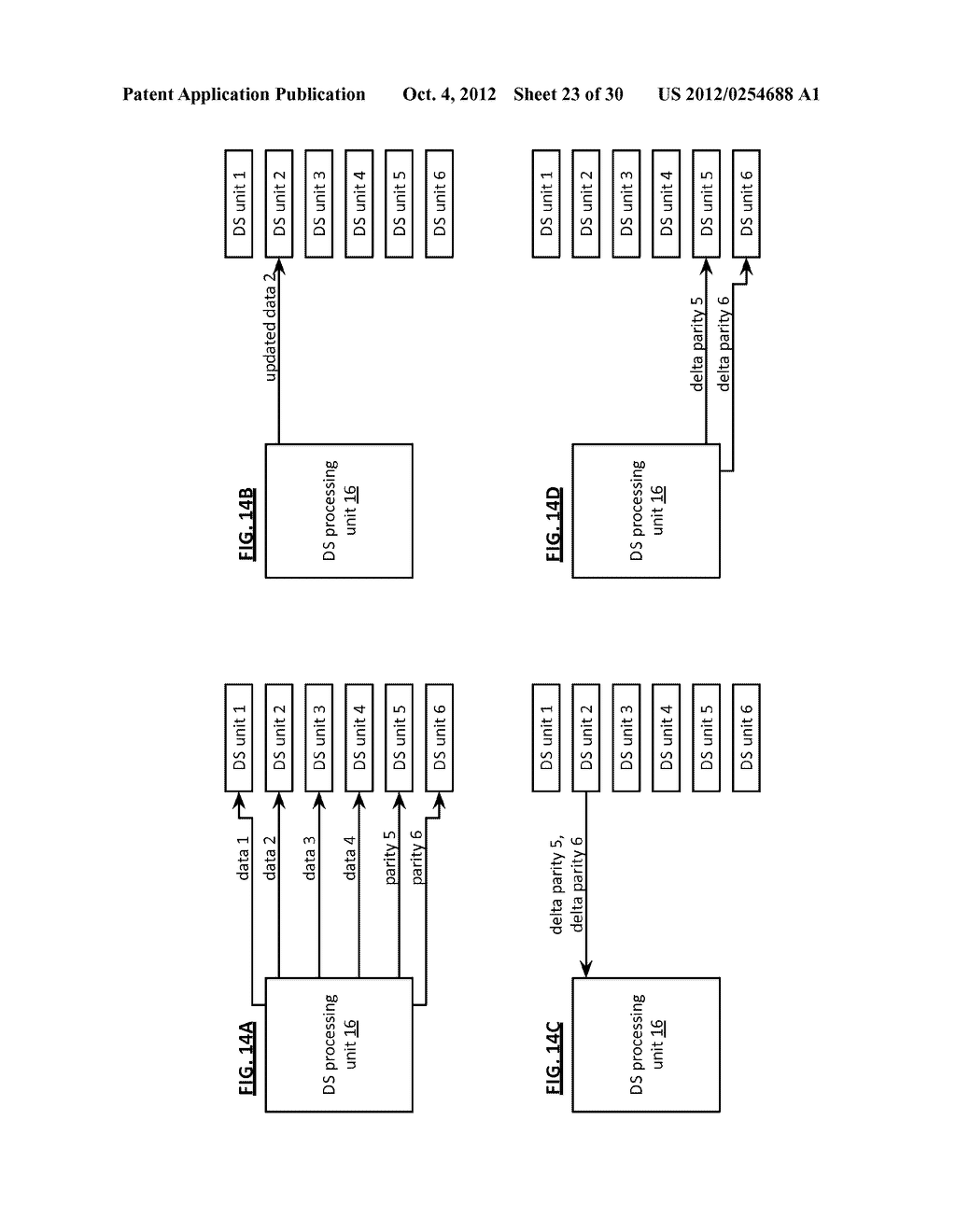 APPENDING DATA TO EXISTING DATA STORED IN A DISPERSED STORAGE NETWORK - diagram, schematic, and image 24