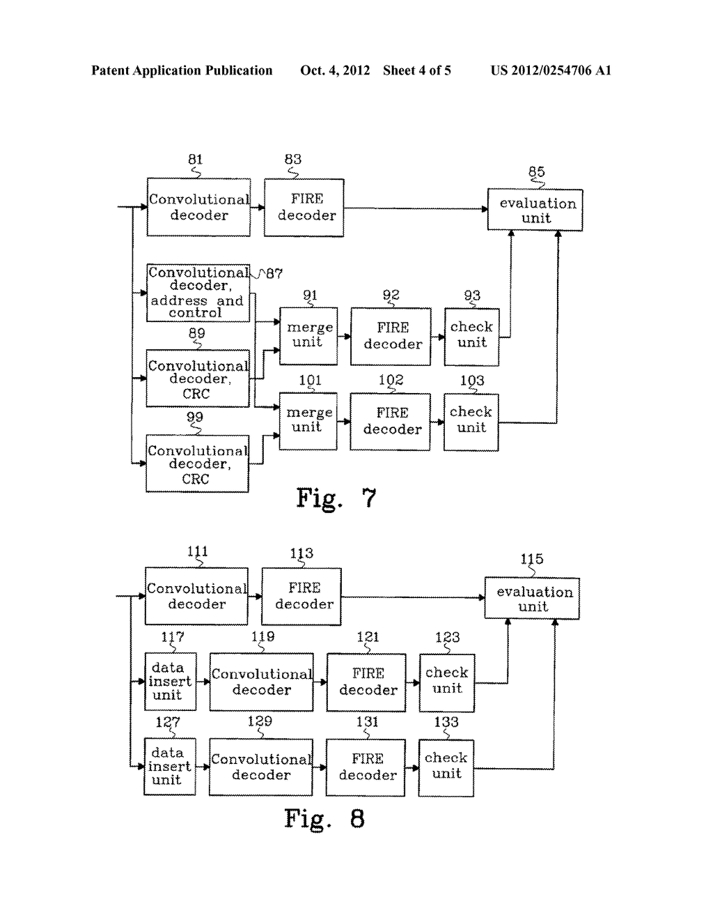 Method And Apparatus Relating To Channel Decoding - diagram, schematic, and image 05