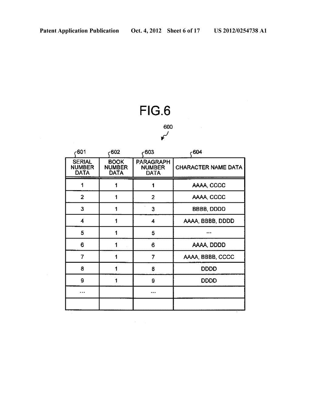 TIME-SERIES INFORMATION GENERATING APPARATUS AND TIME-SERIES INFORMATION     GENERATING METHOD - diagram, schematic, and image 07