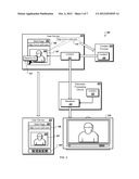 Content Extraction for Television Display diagram and image