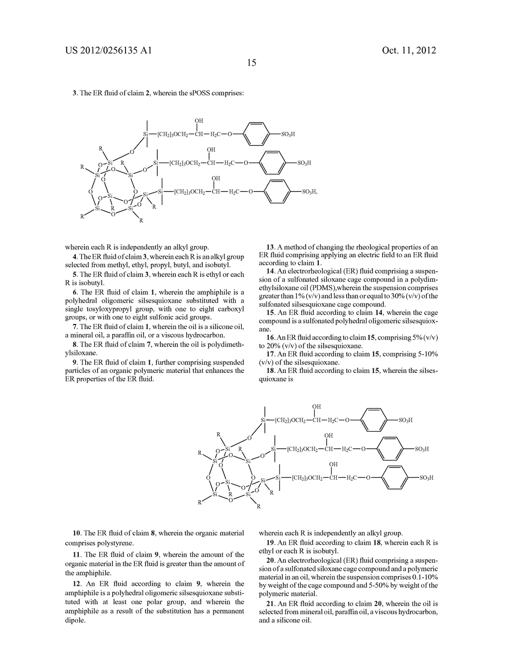 ELECTRORHEOLOGICAL FLUIDS AND METHODS - diagram, schematic, and image 39