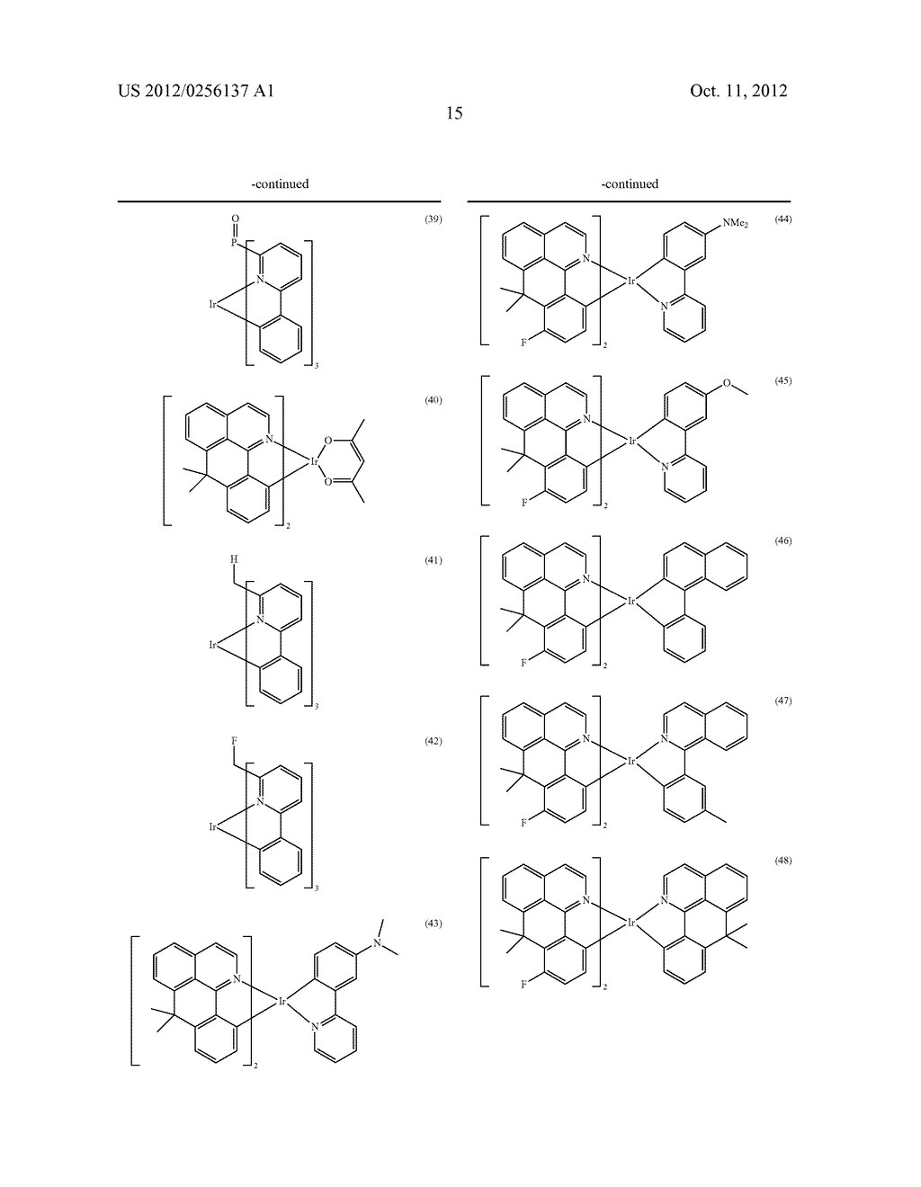 COMPOSITIONS COMPRISING ORGANIC SEMICONDUCTING COMPOUNDS - diagram, schematic, and image 26