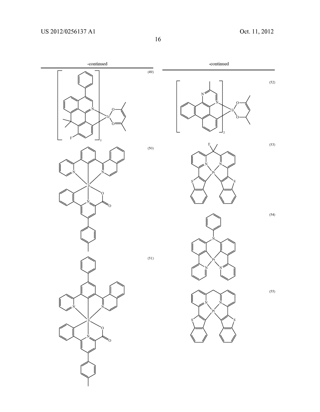 COMPOSITIONS COMPRISING ORGANIC SEMICONDUCTING COMPOUNDS - diagram, schematic, and image 27