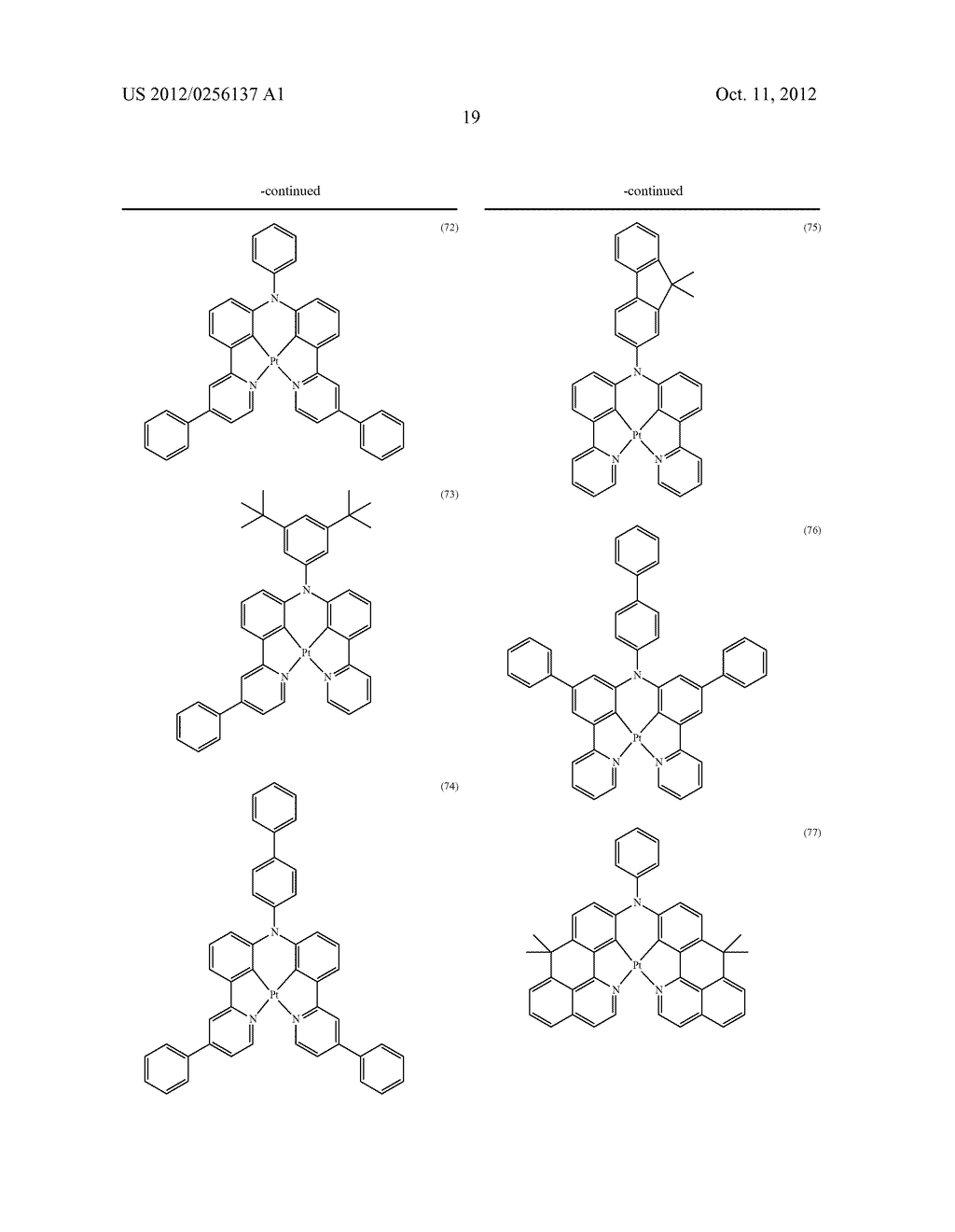 COMPOSITIONS COMPRISING ORGANIC SEMICONDUCTING COMPOUNDS - diagram, schematic, and image 30
