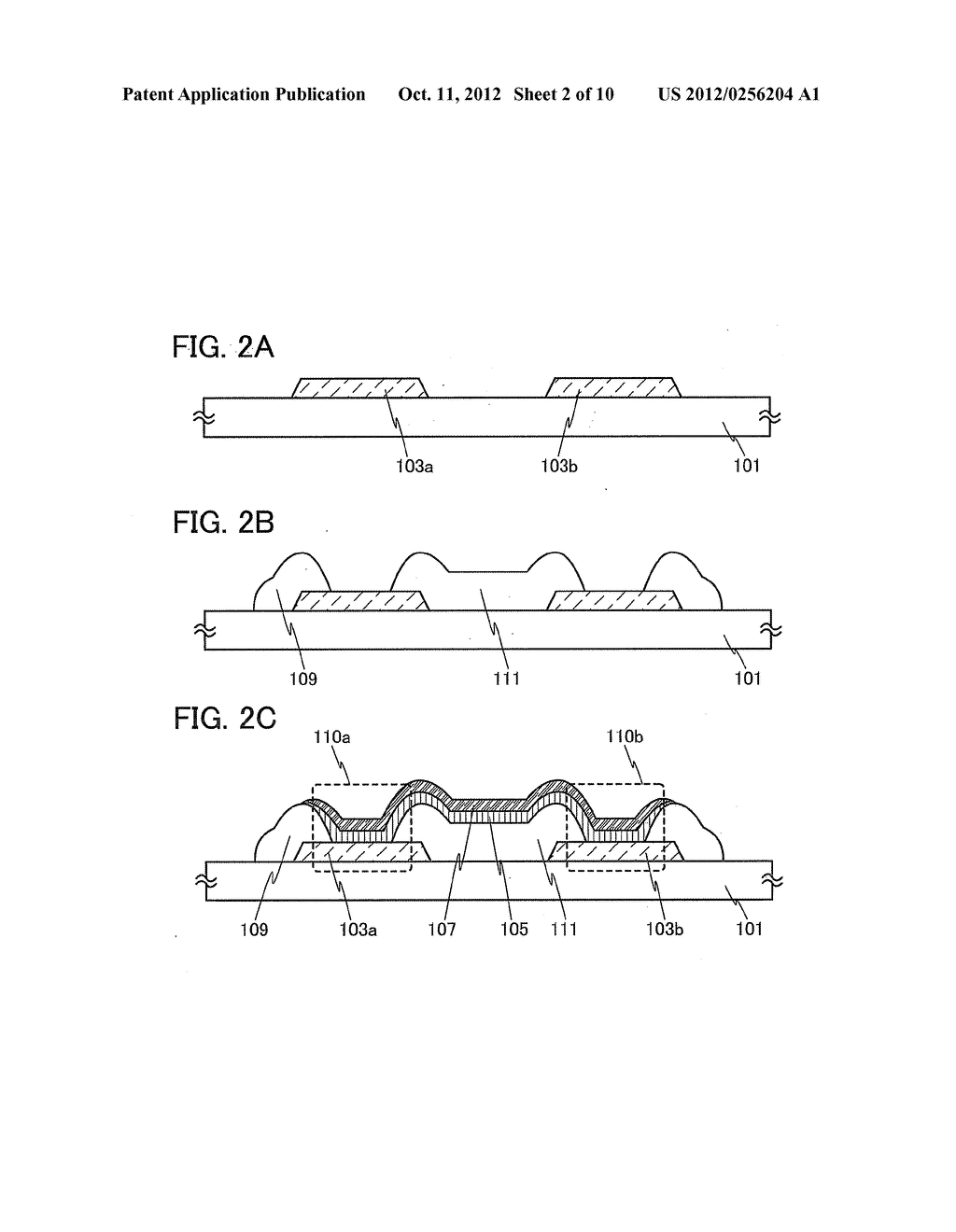 Light-Emitting Device and a Method of Manufacturing Light-Emitting Device - diagram, schematic, and image 03