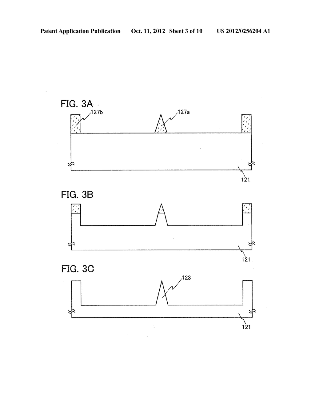Light-Emitting Device and a Method of Manufacturing Light-Emitting Device - diagram, schematic, and image 04
