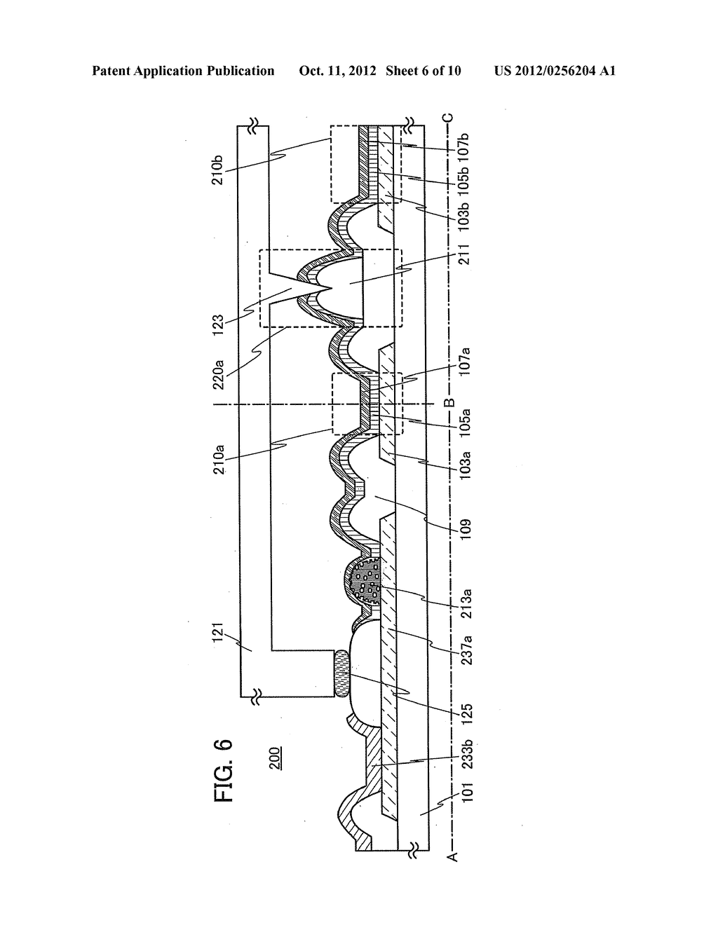 Light-Emitting Device and a Method of Manufacturing Light-Emitting Device - diagram, schematic, and image 07