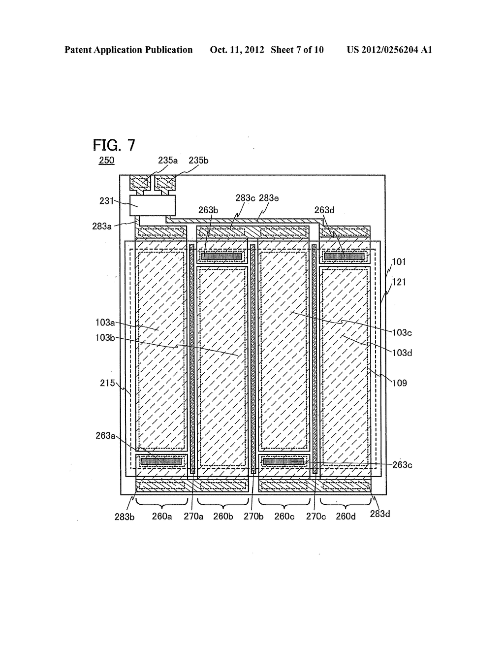 Light-Emitting Device and a Method of Manufacturing Light-Emitting Device - diagram, schematic, and image 08