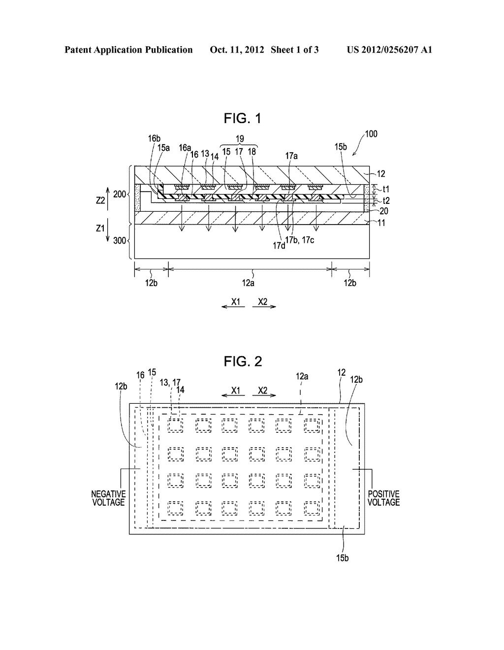 ILLUMINATION DEVICE AND DISPLAY APPARATUS - diagram, schematic, and image 02