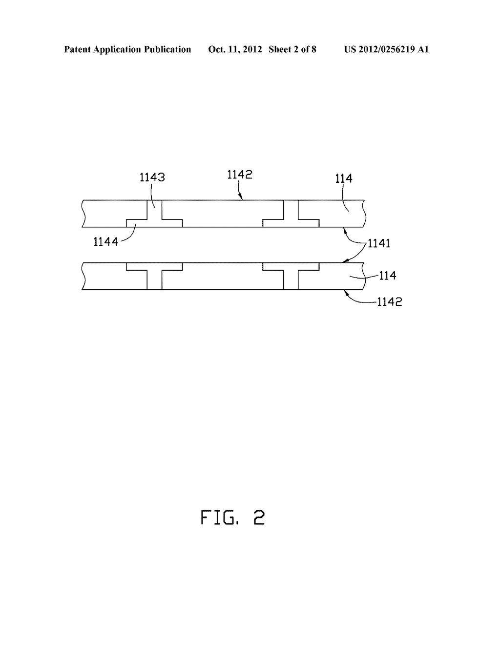 LIGHT EMITTING DIODE PACKAGE AND METHOD OF MANUFACTURING THE SAME - diagram, schematic, and image 03
