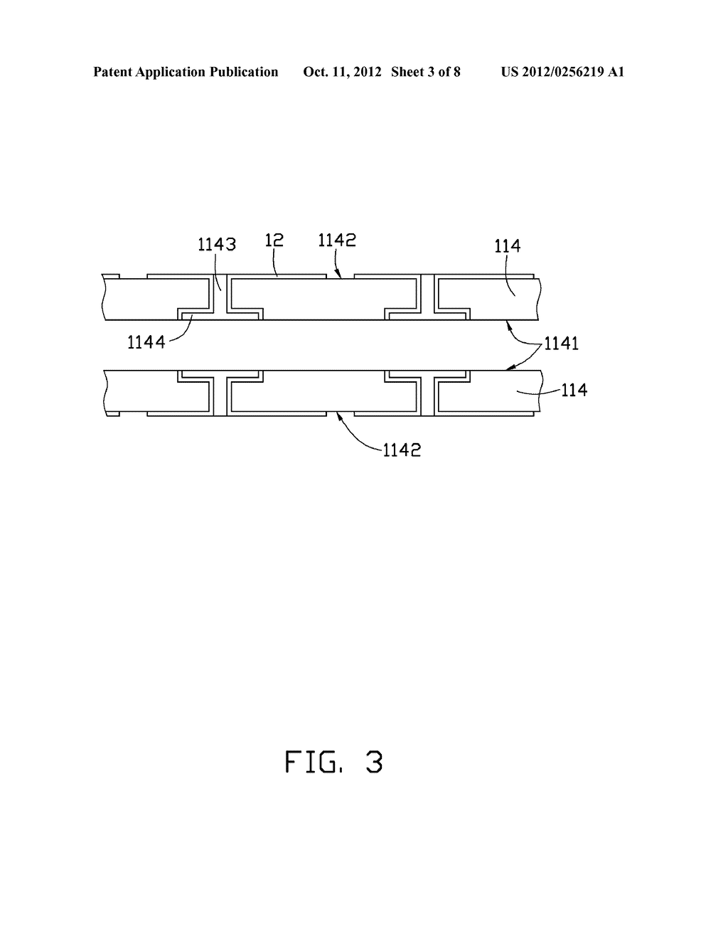 LIGHT EMITTING DIODE PACKAGE AND METHOD OF MANUFACTURING THE SAME - diagram, schematic, and image 04