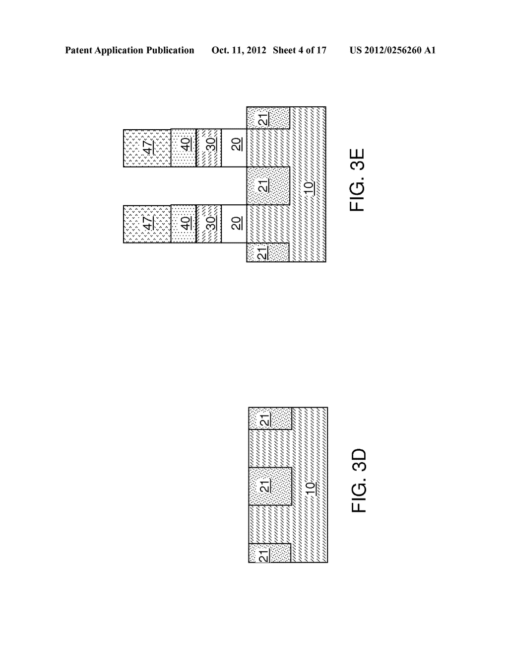 DUAL-DEPTH SELF-ALIGNED ISOLATION STRUCTURE FOR A BACK GATE ELECTRODE - diagram, schematic, and image 05