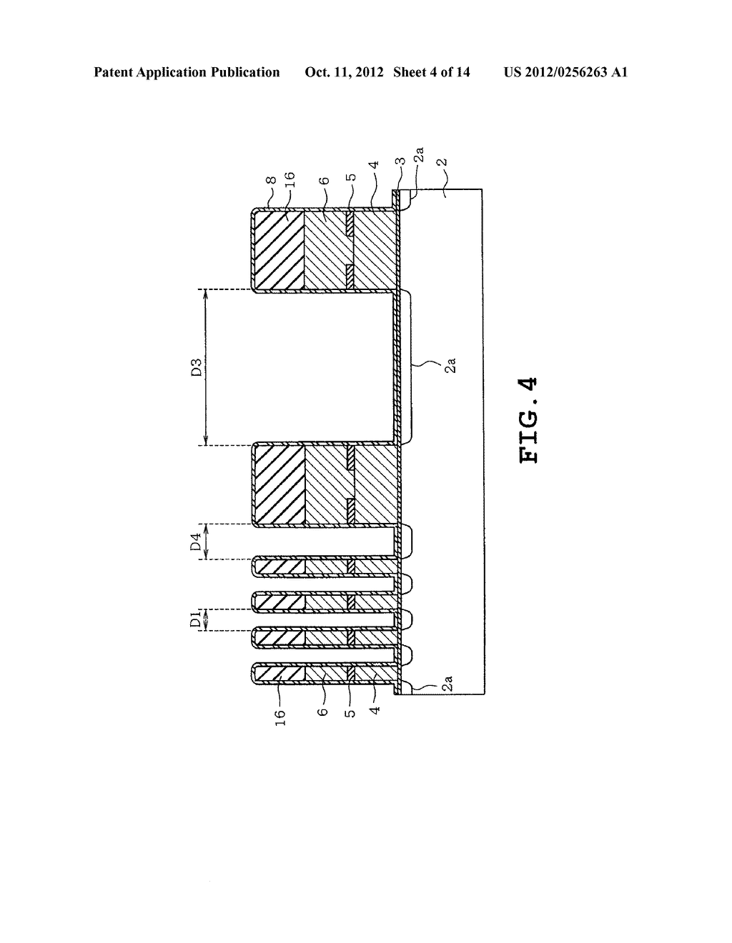 SEMICONDUCTOR STORAGE DEVICE AND METHOD OF MANUFACTURING THE SAME - diagram, schematic, and image 05