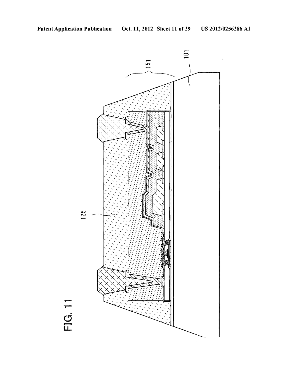 PHOTOELECTRIC CONVERSION DEVICE AND ELECTRONIC DEVICE, AND METHOD FOR     MANUFACTURING PHOTOELECTRIC CONVERSION DEVICE - diagram, schematic, and image 12