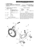 SPARKING DEVICE FOR A PERSONAL MOBILITY VEHICLE diagram and image