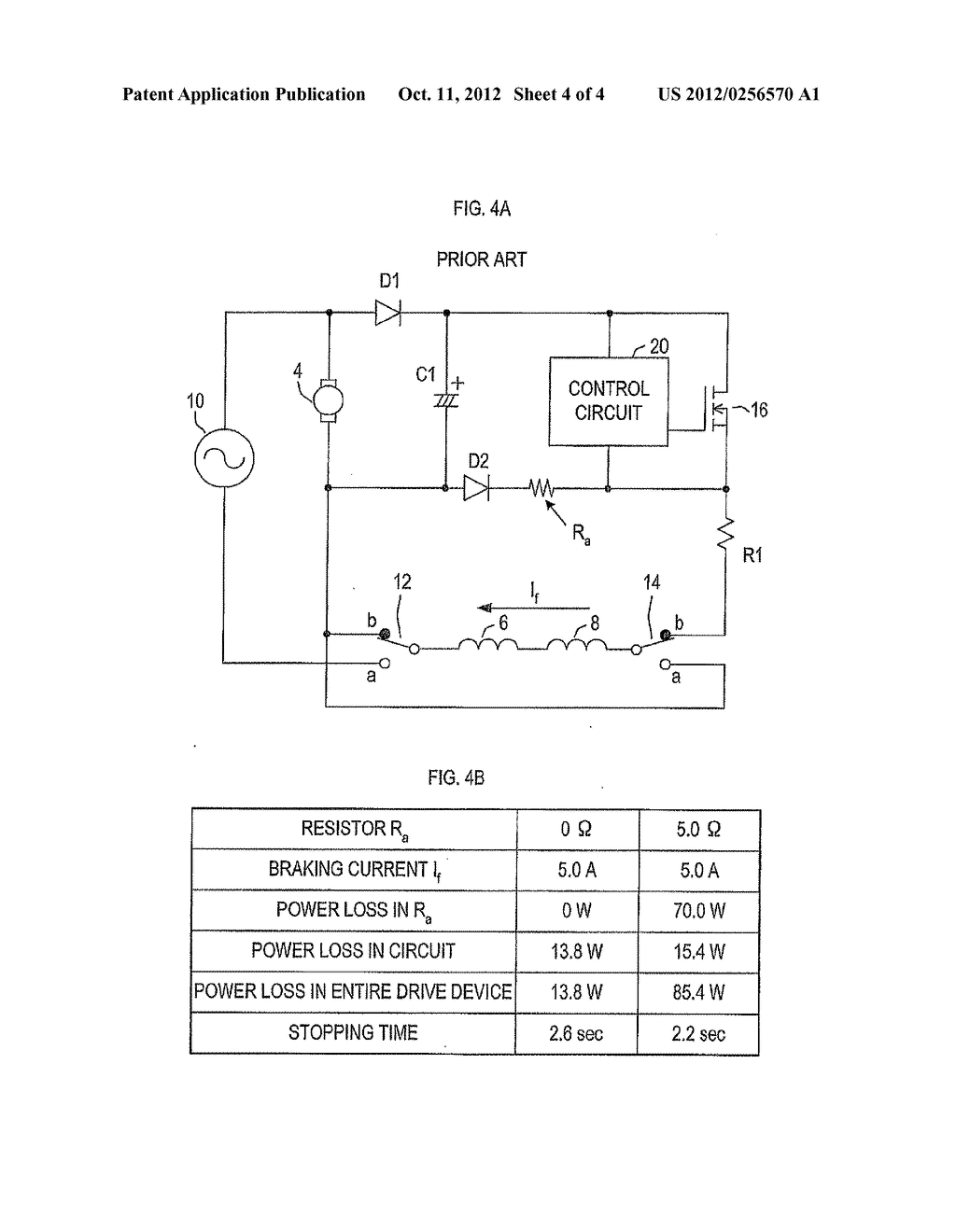 DRIVE DEVICE FOR SINGLE-PHASE SERIES COMMUTATOR MOTOR - diagram, schematic, and image 05