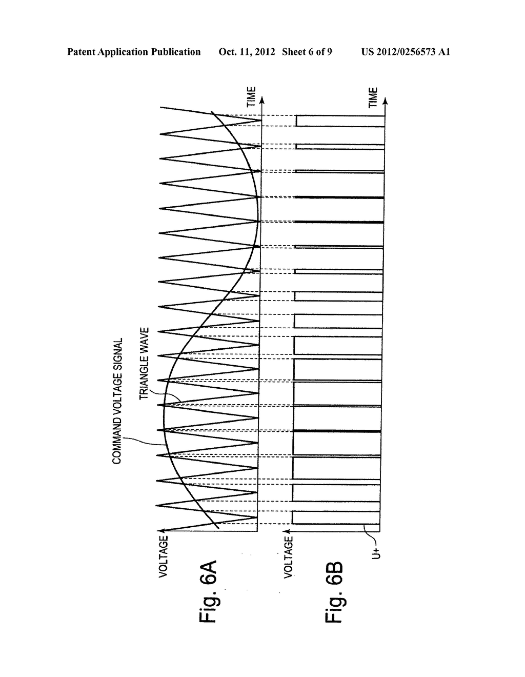 MOTOR DRIVING DEVICE, AND CONTROL METHOD OF MOTOR DRIVING DEVICE - diagram, schematic, and image 07