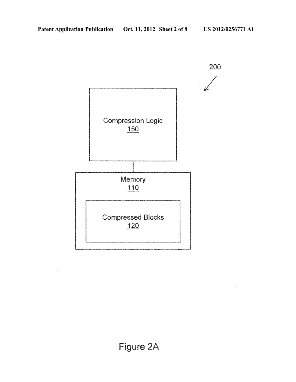 METHOD FOR COMPRESSION AND REAL-TIME DECOMPRESSION OF EXECUTABLE CODE - diagram, schematic, and image 03
