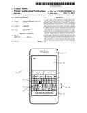 VIRTUAL KEYBOARD diagram and image