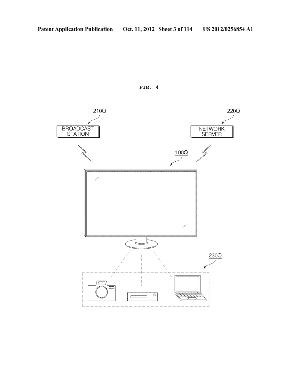 TRANSPARENT DISPLAY APPARATUS AND METHOD FOR OPERATING THE SAME - diagram, schematic, and image 04