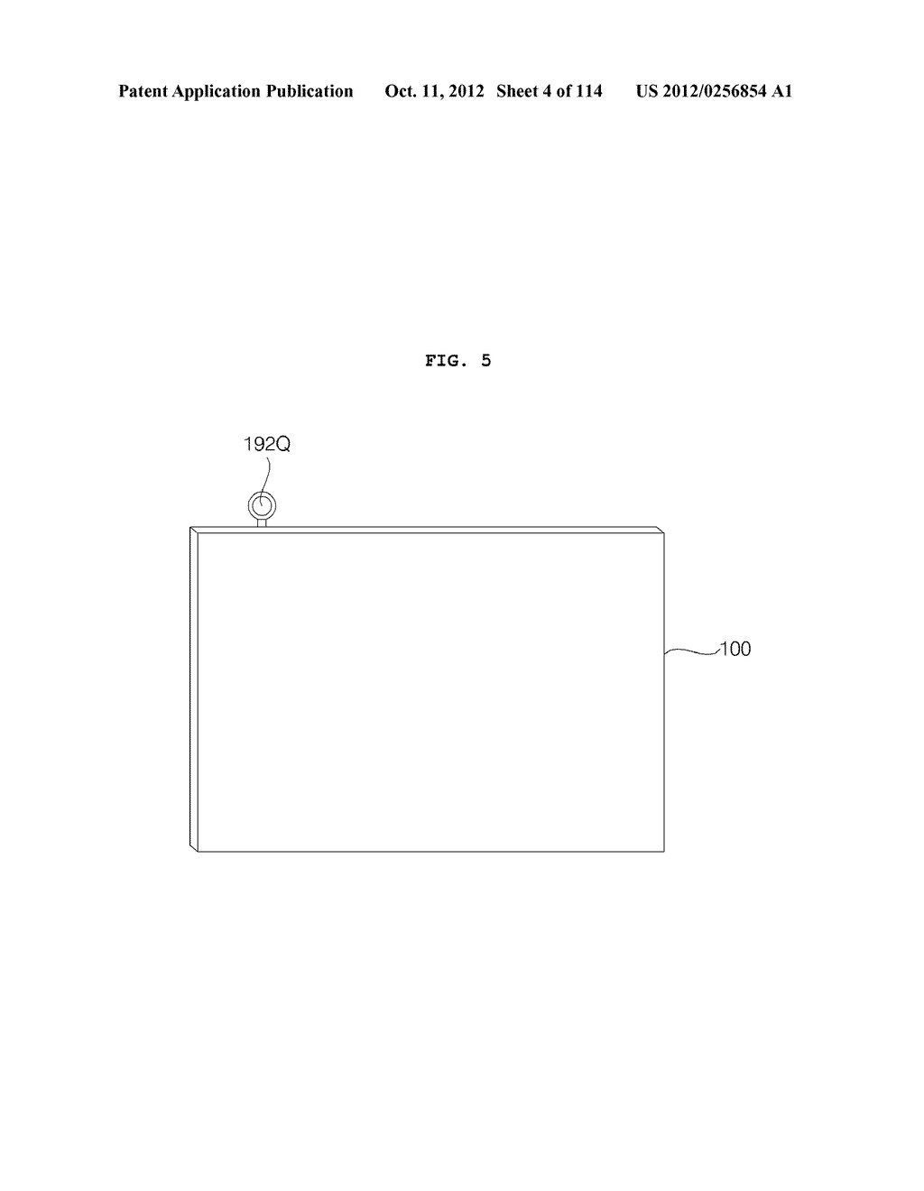 TRANSPARENT DISPLAY APPARATUS AND METHOD FOR OPERATING THE SAME - diagram, schematic, and image 05