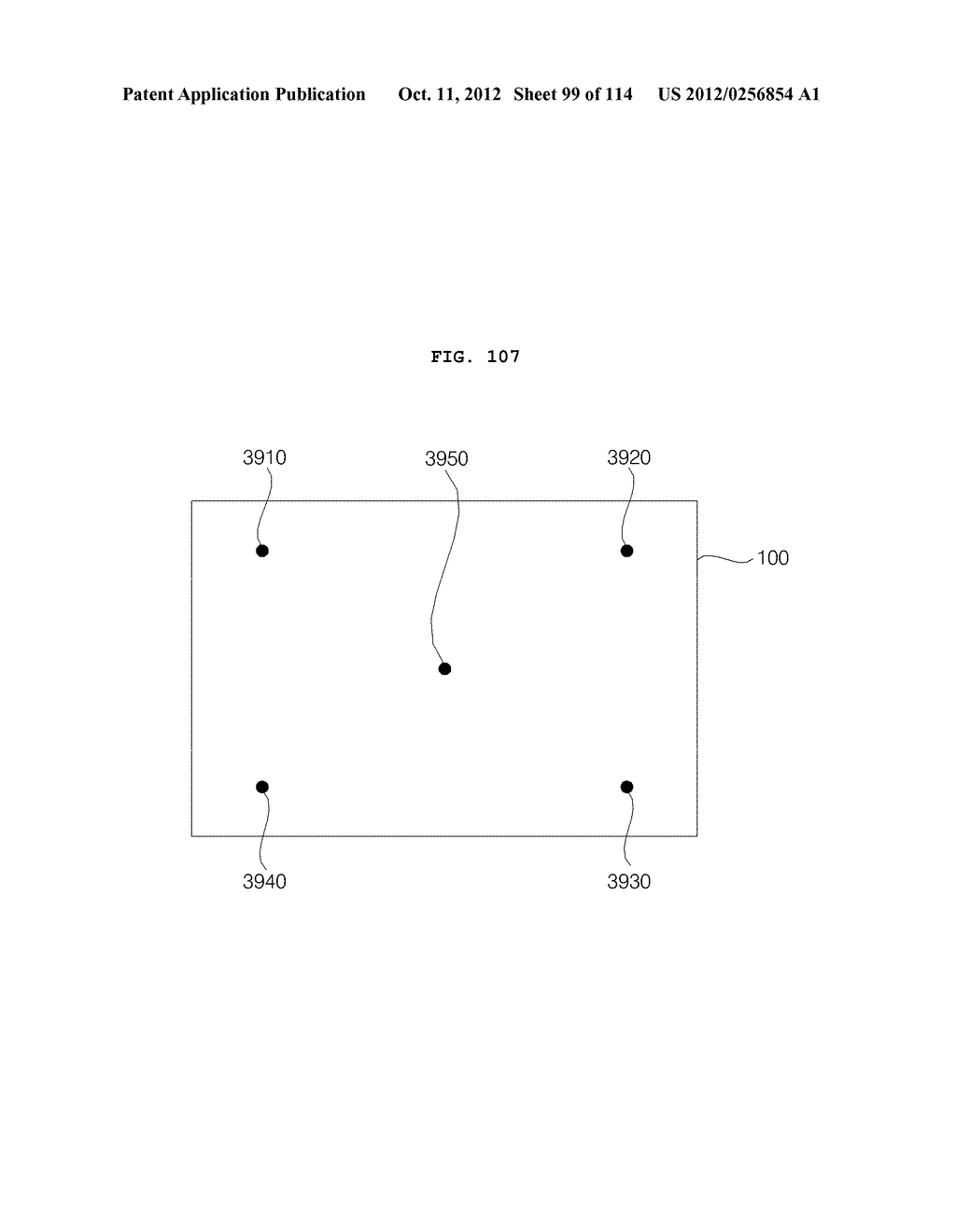 TRANSPARENT DISPLAY APPARATUS AND METHOD FOR OPERATING THE SAME - diagram, schematic, and image 100
