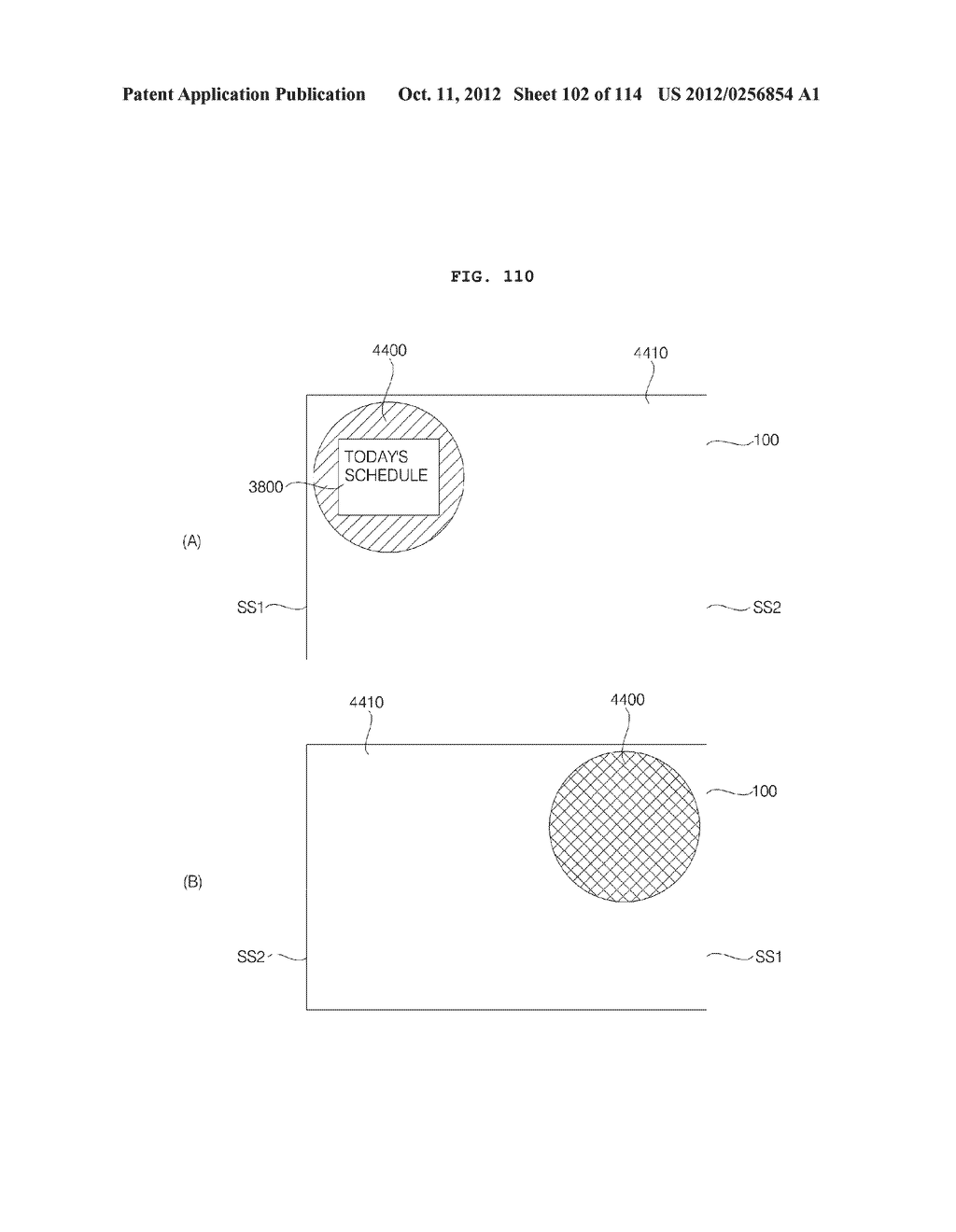 TRANSPARENT DISPLAY APPARATUS AND METHOD FOR OPERATING THE SAME - diagram, schematic, and image 103