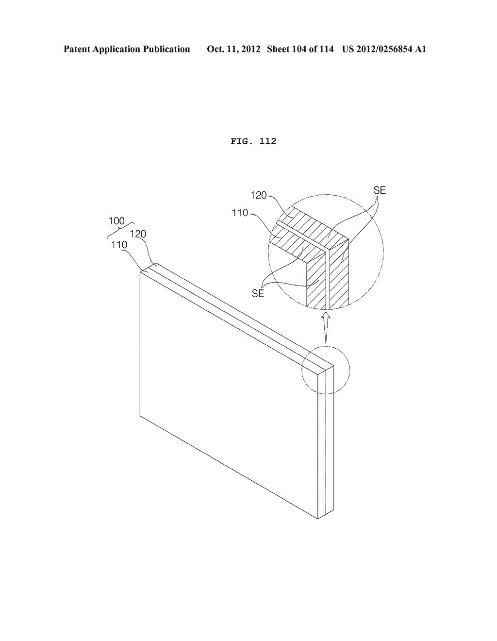 TRANSPARENT DISPLAY APPARATUS AND METHOD FOR OPERATING THE SAME - diagram, schematic, and image 105