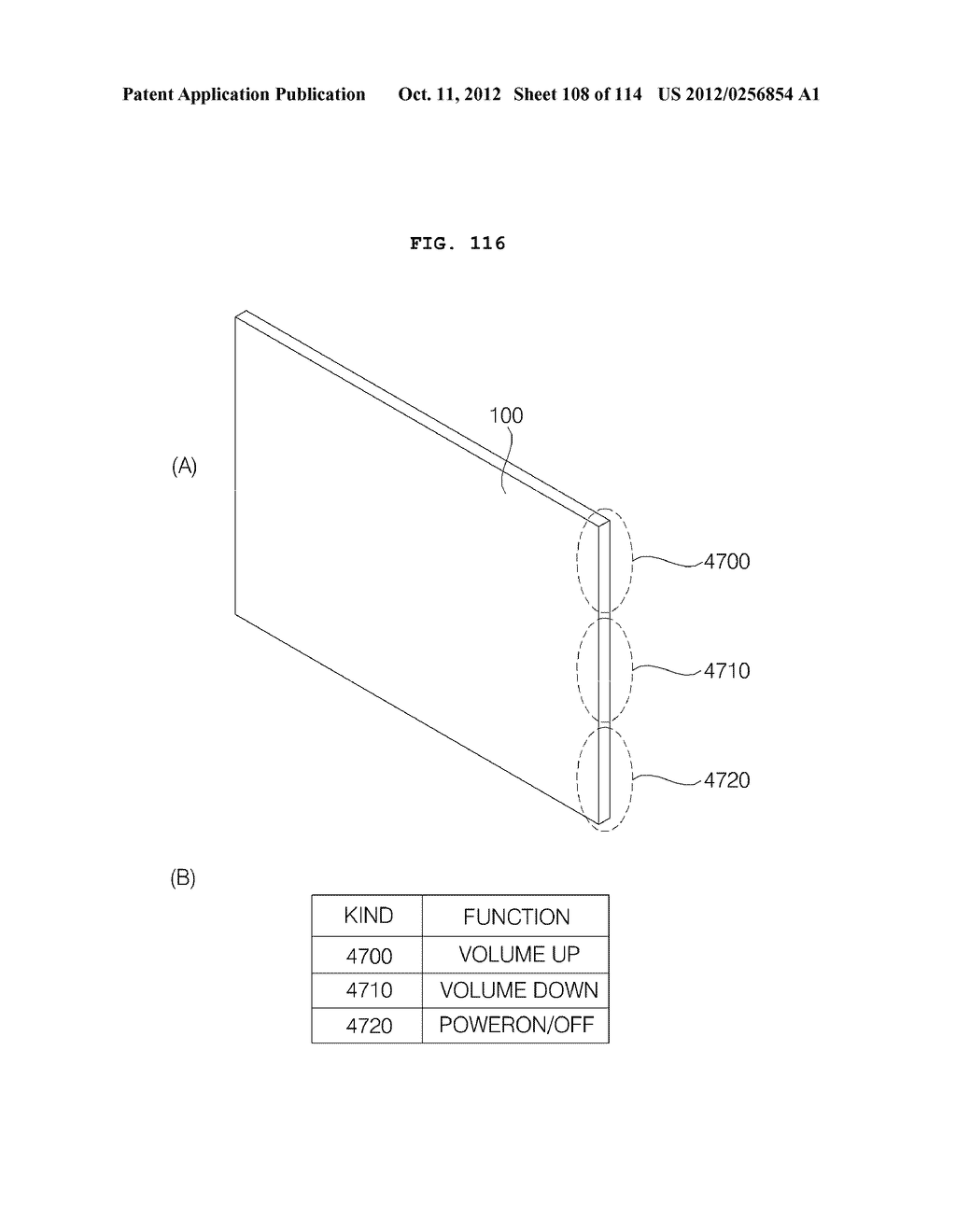 TRANSPARENT DISPLAY APPARATUS AND METHOD FOR OPERATING THE SAME - diagram, schematic, and image 109