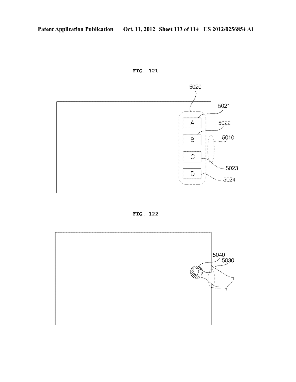 TRANSPARENT DISPLAY APPARATUS AND METHOD FOR OPERATING THE SAME - diagram, schematic, and image 114