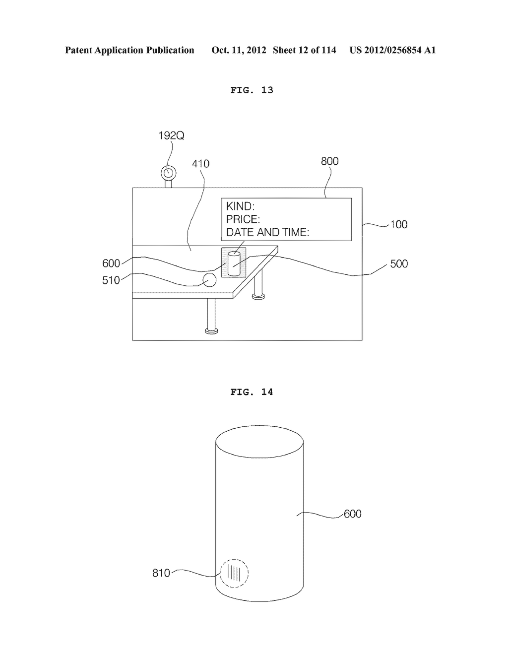 TRANSPARENT DISPLAY APPARATUS AND METHOD FOR OPERATING THE SAME - diagram, schematic, and image 13