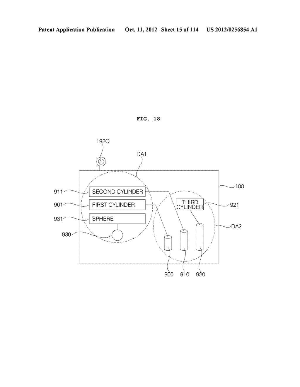 TRANSPARENT DISPLAY APPARATUS AND METHOD FOR OPERATING THE SAME - diagram, schematic, and image 16