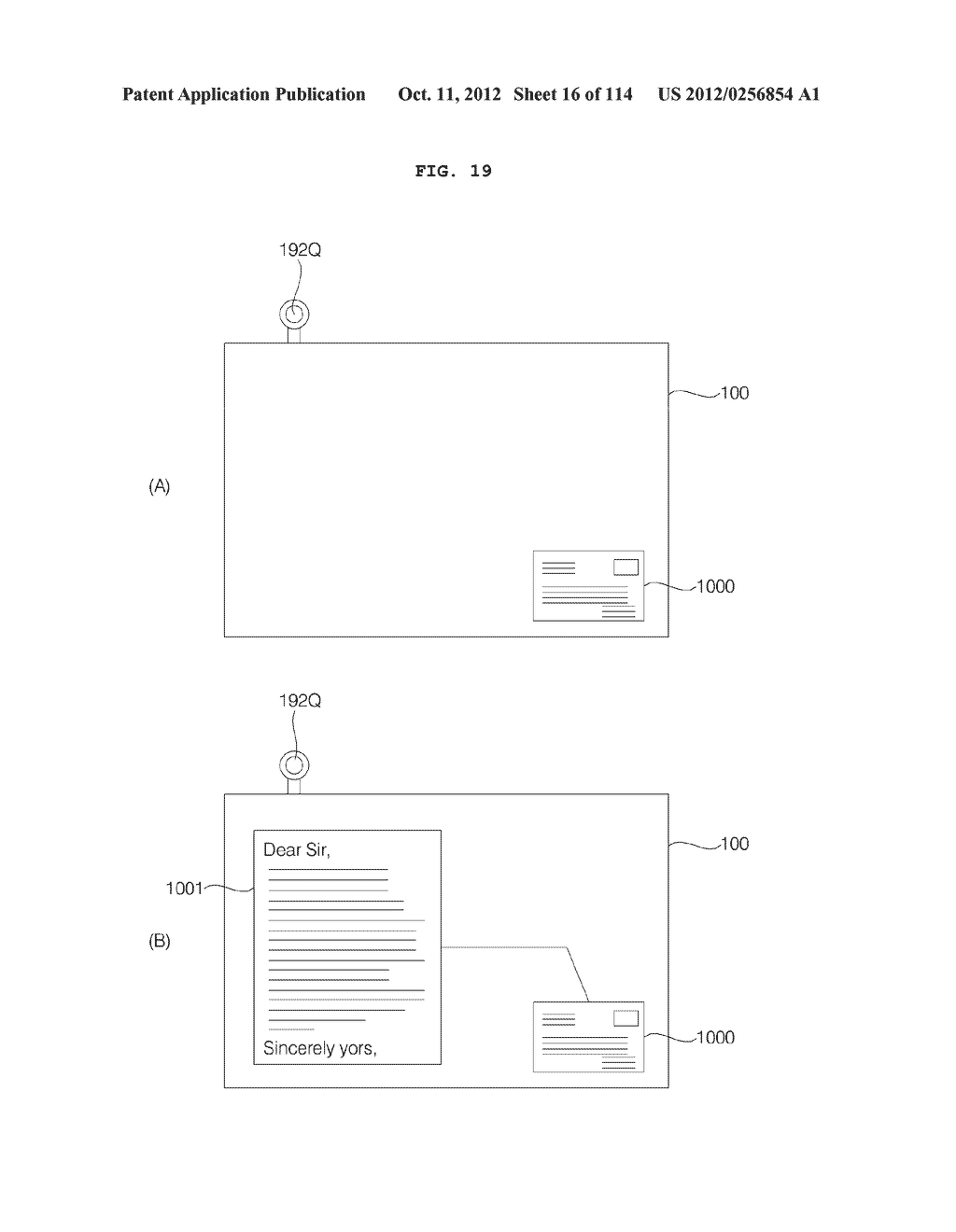 TRANSPARENT DISPLAY APPARATUS AND METHOD FOR OPERATING THE SAME - diagram, schematic, and image 17