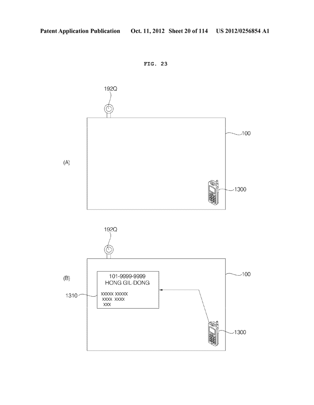TRANSPARENT DISPLAY APPARATUS AND METHOD FOR OPERATING THE SAME - diagram, schematic, and image 21