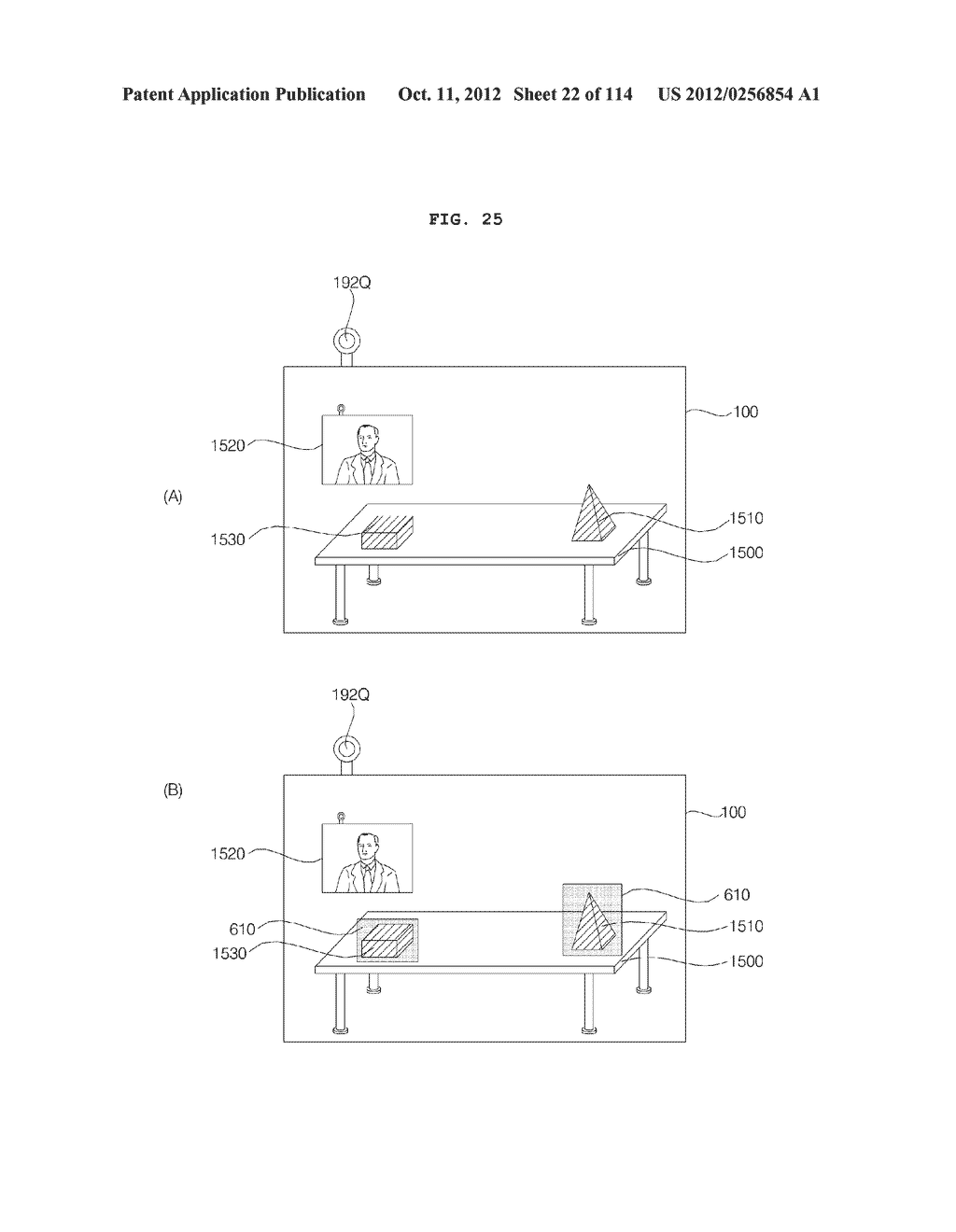 TRANSPARENT DISPLAY APPARATUS AND METHOD FOR OPERATING THE SAME - diagram, schematic, and image 23