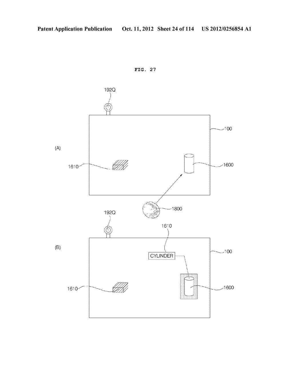 TRANSPARENT DISPLAY APPARATUS AND METHOD FOR OPERATING THE SAME - diagram, schematic, and image 25