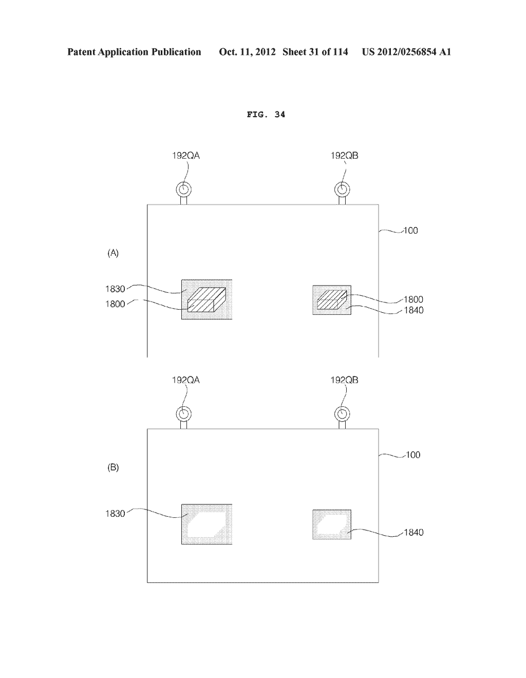 TRANSPARENT DISPLAY APPARATUS AND METHOD FOR OPERATING THE SAME - diagram, schematic, and image 32
