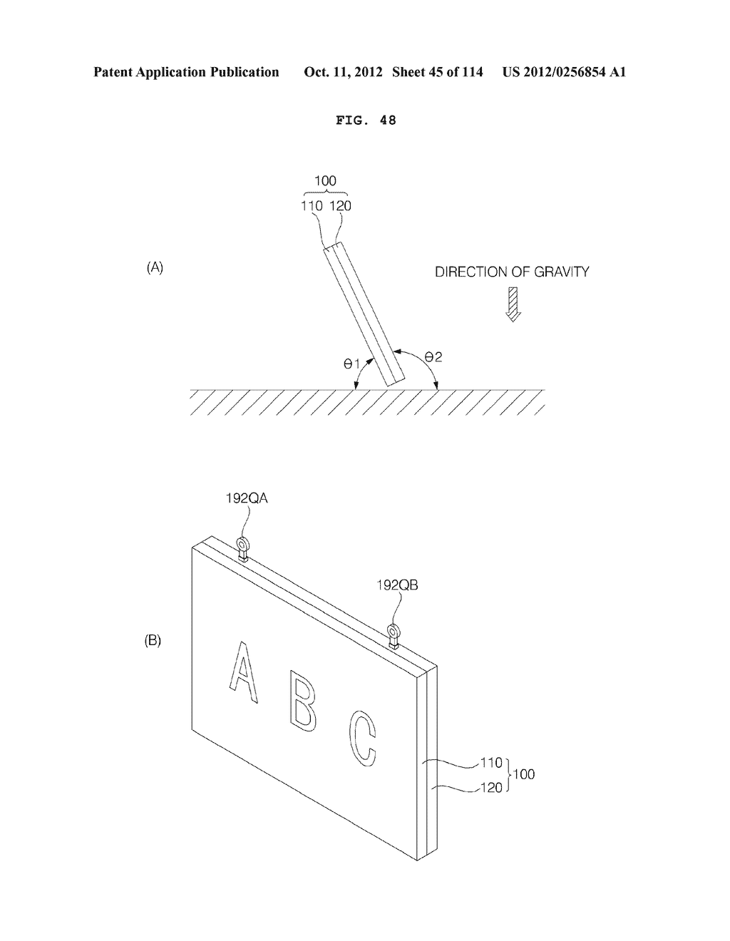 TRANSPARENT DISPLAY APPARATUS AND METHOD FOR OPERATING THE SAME - diagram, schematic, and image 46