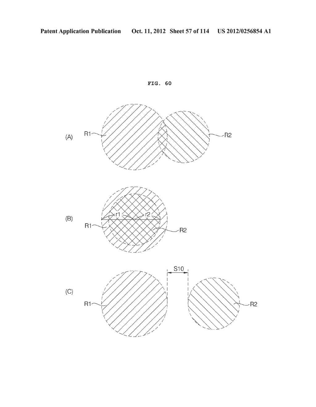 TRANSPARENT DISPLAY APPARATUS AND METHOD FOR OPERATING THE SAME - diagram, schematic, and image 58