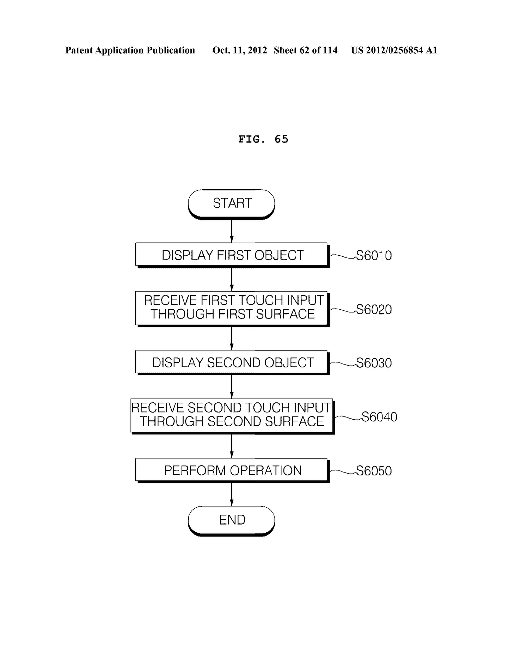 TRANSPARENT DISPLAY APPARATUS AND METHOD FOR OPERATING THE SAME - diagram, schematic, and image 63
