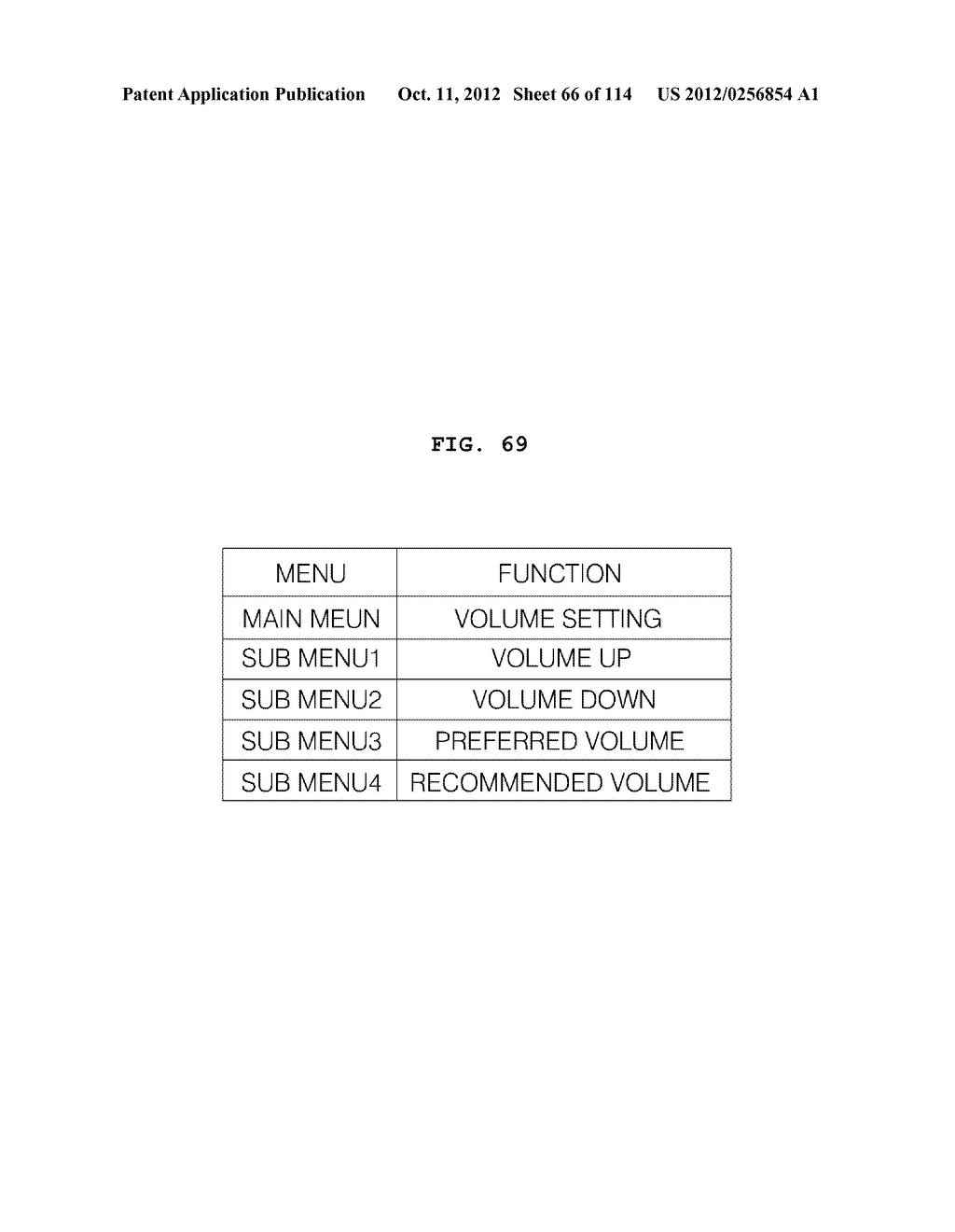 TRANSPARENT DISPLAY APPARATUS AND METHOD FOR OPERATING THE SAME - diagram, schematic, and image 67