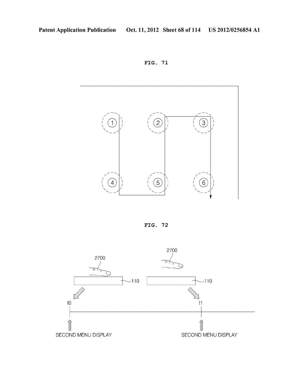 TRANSPARENT DISPLAY APPARATUS AND METHOD FOR OPERATING THE SAME - diagram, schematic, and image 69